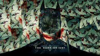 Batman the joker dark knight Wallpaper