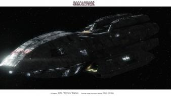 Battlestar galactica wallpaper