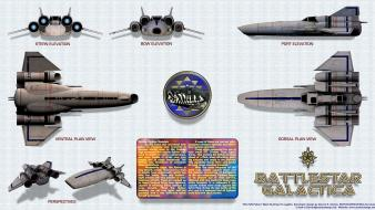Battlestar galactica tos Wallpaper