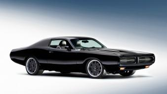 Cars charger dodge muscle car Wallpaper