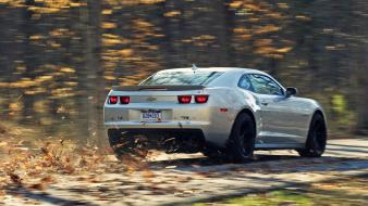 Cars chevrolet roads vehicles camaro zl1 automobile wallpaper