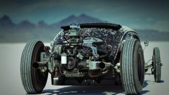 Cars desert engines wheels fast auto wallpaper