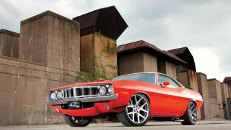 Cars ford chevrolet dodge muscle car 27 wallpaper