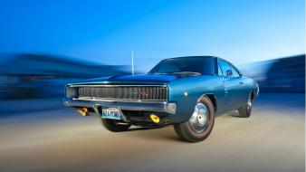 Cars ford chevrolet dodge muscle car Wallpaper