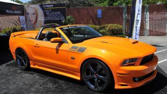 Cars saleen tuning ford mustang s351 wallpaper