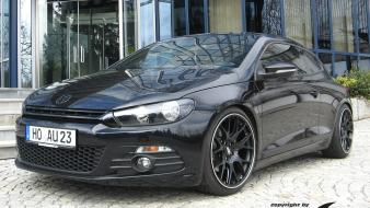 Cars scirocco challenge bbs tunning wallpaper