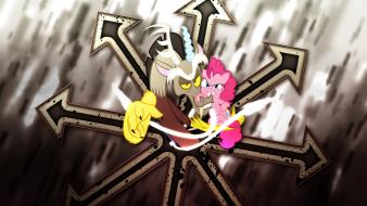 Chaos my little pony: friendship is magic wallpaper