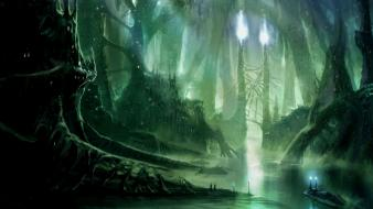 Fantasy art mir artwork fan magick wallpaper