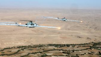 Helmand rotary wing greenzone ah-1 supercobra uh-1y wallpaper