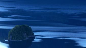 Japan landscapes islands sea wallpaper