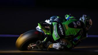 Kawasaki motorbikes leader wallpaper