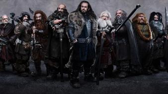 Lord of rings dwarfs hobbit thorin oakenshield wallpaper