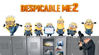 Movies despicable me minions 2 Wallpaper