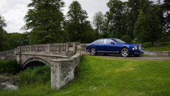 Nature cars bentley mulsanne wallpaper