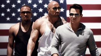 Pain gain the rock wallpaper