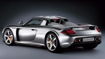Porsche cars carrera gt wallpaper