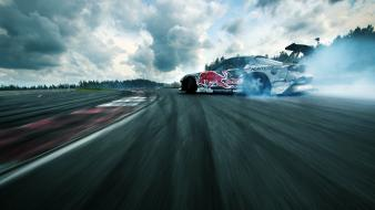 Red bull drift mazda rx7 mad mike wallpaper