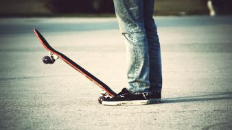 Skateboarding skateboards skates wallpaper