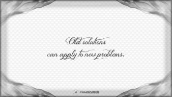 Video games old quotes grayscale wisdom motivational antichamber wallpaper