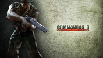 Video games retro jack commandos game wallpaper