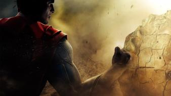 Video games superman artwork injustice: gods among us wallpaper