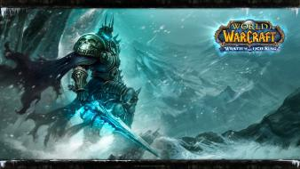 World of warcraft blizzard entertainment swords widescreen Wallpaper