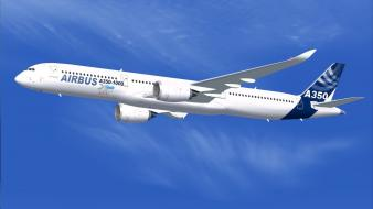 Airbus a350 wallpaper