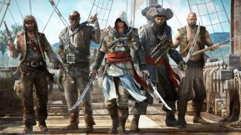 Assassins creed black flag game wallpaper