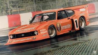 Bosch ford capri racing bbs goodyear zakspeed wallpaper