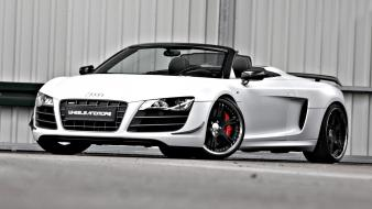 Cars audi r8 spyder gt wheelsandmore triad wallpaper