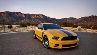 Cars ford mustang muscle car boss 302 wallpaper