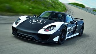 Cars porsche 918 spyder wallpaper