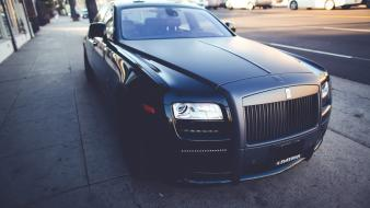 Cars rolls royce ghost wallpaper