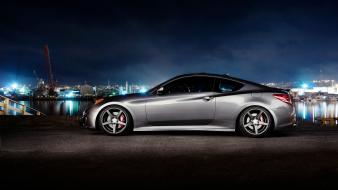 Cars vehicles hyundai genesis coupe automobile wallpaper