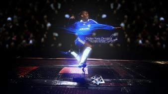 Chelsea didier drogba football stars wallpaper
