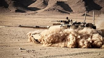Cloud marines tank m1a2 main battle helmand Wallpaper
