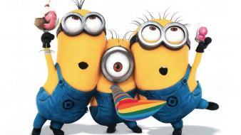 Despicable me 2 movies wallpaper