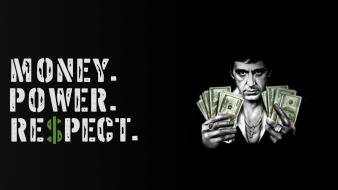 Drugs quotes scarface monochrome al pacino gangster Wallpaper