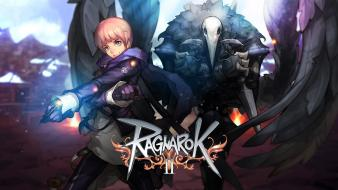 Fantasy video games ragnarok online Wallpaper