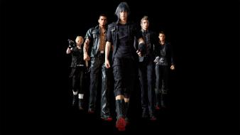 Final fantasy versus xiii characters five wallpaper