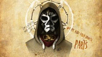 Hollywood undead funny man wallpaper