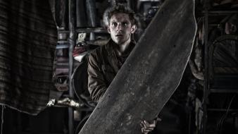 Jamie bell apocalyptic footage thriller sci-fi snowpiercer wallpaper