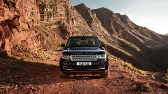 Land rover range vogue wallpaper