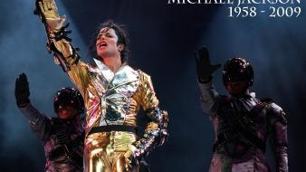Michael jackson king of pop wallpaper