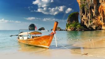 Nature thailand seaside thai sea beach Wallpaper