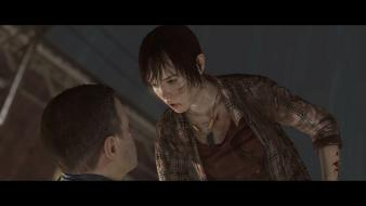 Page sony playstation 3 beyond two souls wallpaper