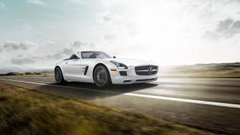 Roadster sls amg gt wallpaper