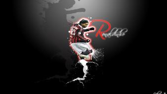 Ronaldinho ac milan football stars wallpaper