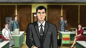 Sterling archer (tv) wallpaper