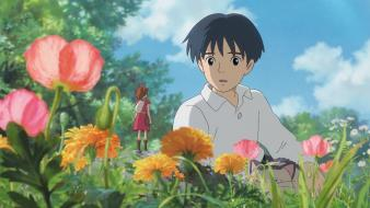 Studio ghibli arrietty wallpaper